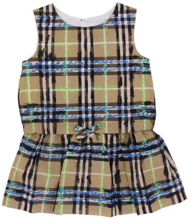 BURBERRY LAYETTE Dress Dress Kids Burberry Layette