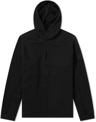 Stone Island Ghost Wool Jersey Popover Hoody