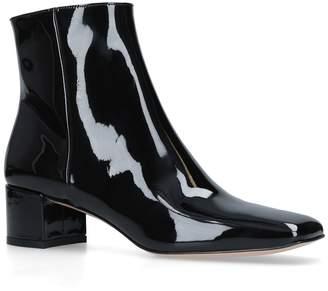 Gianvito Rossi Suede Trish Boots 45