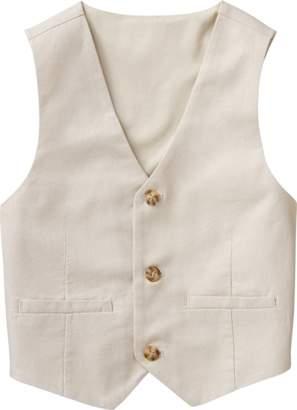 Gymboree Linen Vest