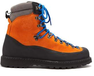 Diemme Everest Suede Boots - Mens - Orange