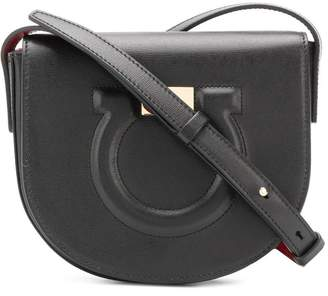 33d7600d08ee Salvatore Ferragamo Black Crossbody Shoulder Bags - ShopStyle