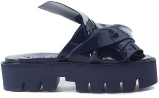 Kartell N°21 Loves Knot Blue Pvc Slipper