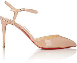 Christian Louboutin Women's Rivierina Ankle-Strap Pumps