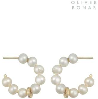 fb4838d5b15b3 By Photo Congress || Oliver Bonas Earrings Pearl