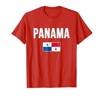 Panama T-shirt Panamanian Flag