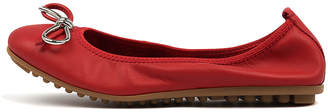 Django & Juliette Biddle Red Shoes Womens Shoes Casual Flat Shoes