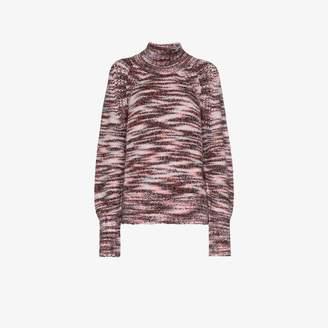 Burberry Cashmere Silk Mouline Sweater