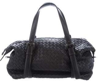 Bottega Veneta Intrecciato Convertible Leather Tote