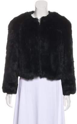 Simone Rocha Collarless Long Sleeve Jacket