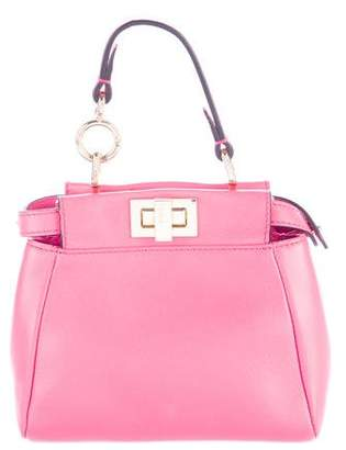 Fendi Mini Peekaboo Bag