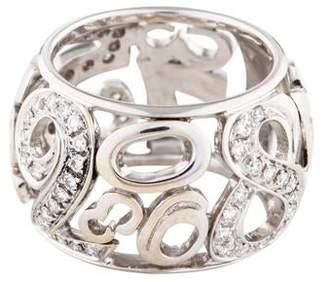 Franck Muller Crazy Hours Diamond Ring