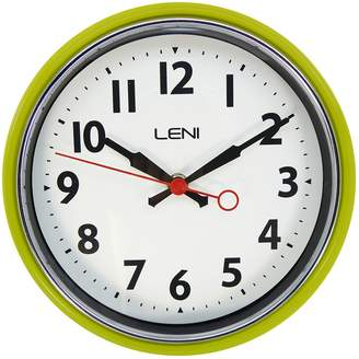 Leni Essential Wall Clock, 22cm, Hanoi Lemon