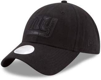New Era Women's New York Giants 9TWENTY Team Glisten Adjustable Cap