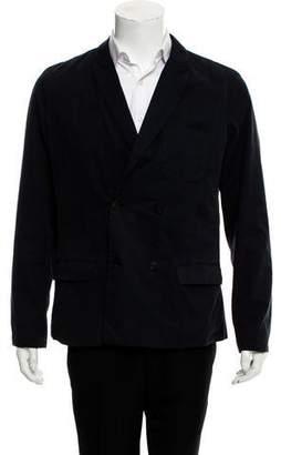 AllSaints Woven Blazer