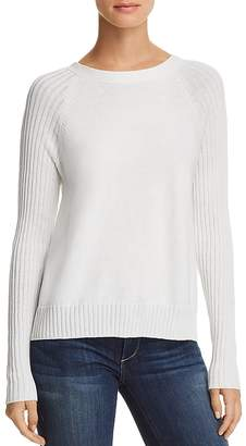 Aqua Lace-Up Sweater - 100% Exclusive