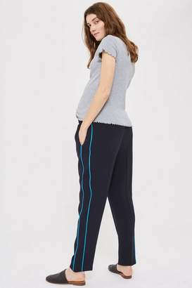 Topshop **Maternity Side Pipe Trousers