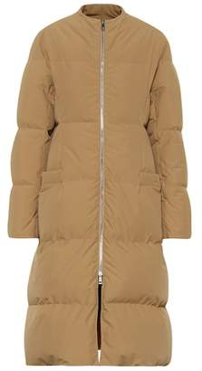Jil Sander Reversible down coat