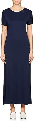 The Row Women's Nacis Fluid Crepe Maxi Dress