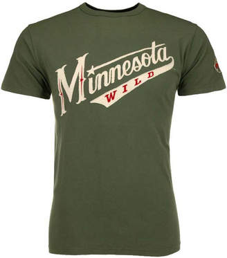 '47 Men's Minnesota Wild Fieldhouse Basic T-Shirt