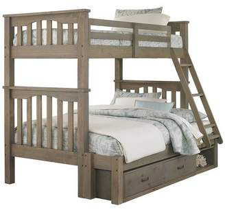 Hillsdale Furniture Highlands Harper Bunk Bed with Storage