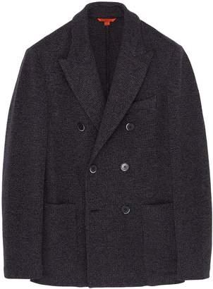Barena 'Mosto Rupe' knit double breasted soft blazer