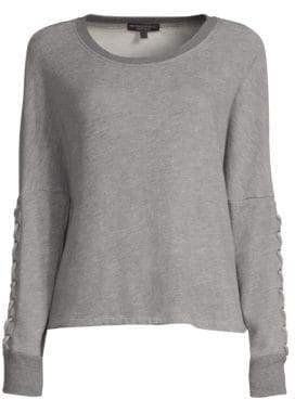 Beyond Yoga Lasso Tie Sweatshirt