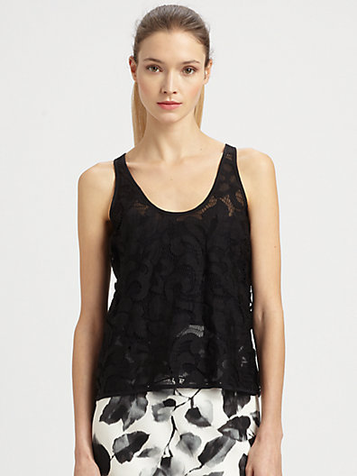 Milly Lola Lace Tank