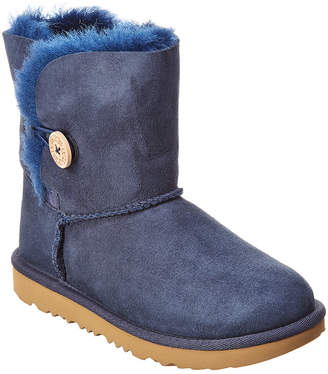 UGG Bailey Button Ii Water-Resistant Suede Boot