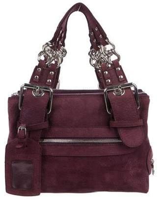 Chloé Suede Handle Bag