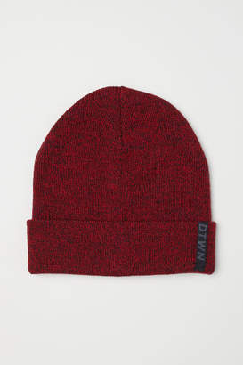 H&M Knit Hat - Red