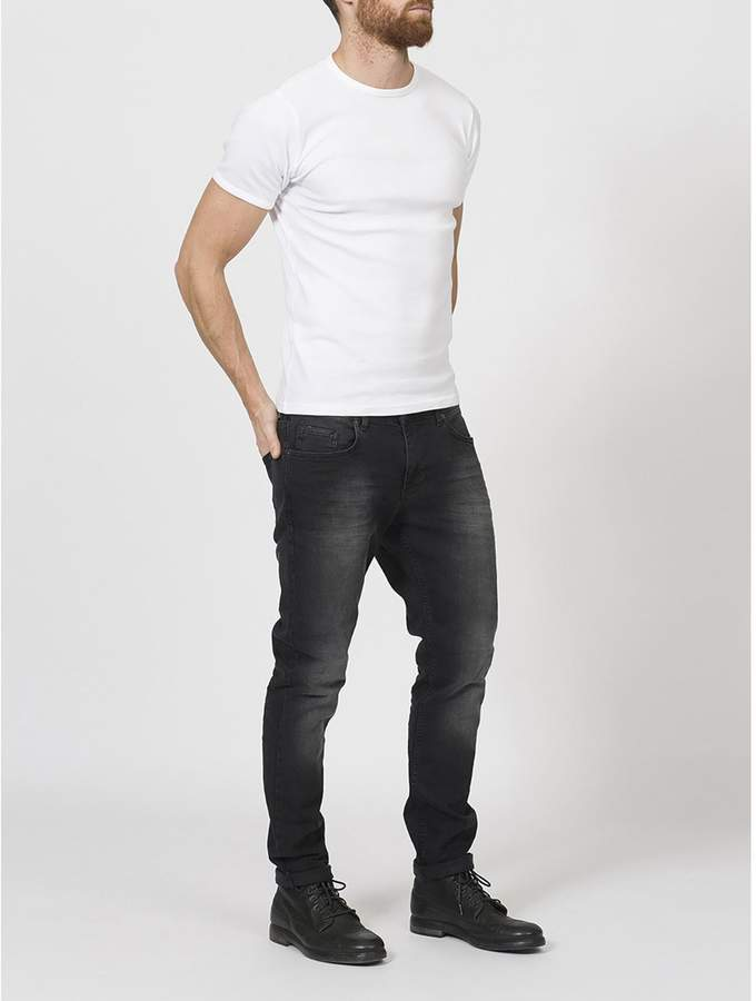 Petrol Industries Tymore - Jeans regular - schwarz