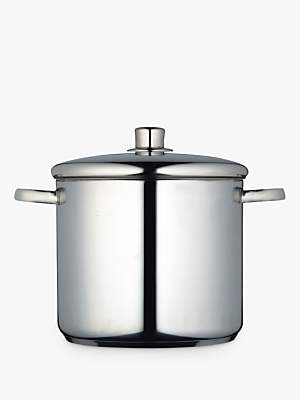 Master Class Stainless Steel Stockpot, 8.5L