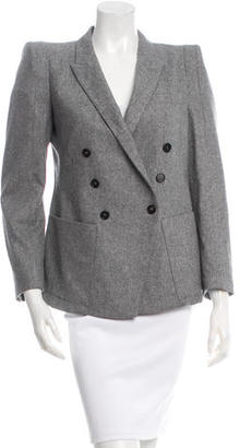 Boy. by Band of Outsiders Double-Breasted Wool Blazer $75 thestylecure.com