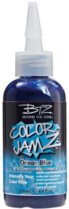 Beyond the Zone Ocean Blue Semi Permanent Hair Color