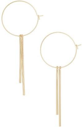 Women's Bp. Hoop Bar Earrings $12 thestylecure.com