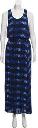 MICHAEL Michael Kors Printed Maxi Dress w/ Tags