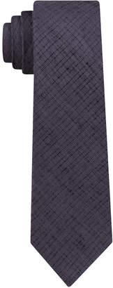 DKNY Men's Distressed Street Slim Tie