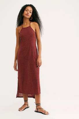 The Endless Summer Fp Beach Orchid Midi Dress