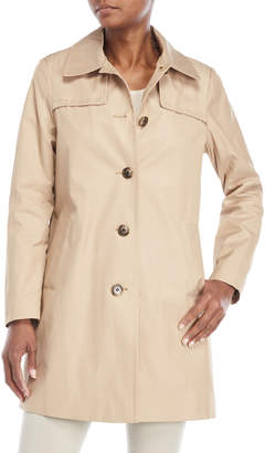 Lauren Ralph Lauren Button-Down Coat