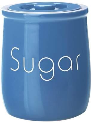 Maxwell & Williams Chef du Monde Sugar Canister, Cornflower Blue 500ml