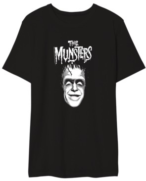 Hybrid The Munsters Men's Graphic Tshirt