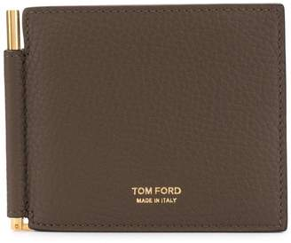 Tom Ford money clip wallet