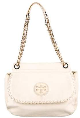 Tory Burch Marion Leather Saddle Bag