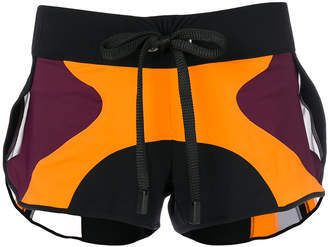 NO KA 'OI No Ka' Oi faux drawstring shorts