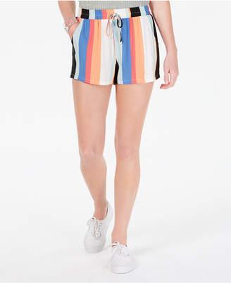 BeBop Juniors' Striped Soft Shorts