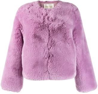 Stine Goya faux fur jacket