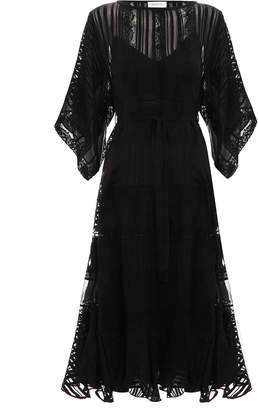 Zimmermann Whitewave Veil Dress