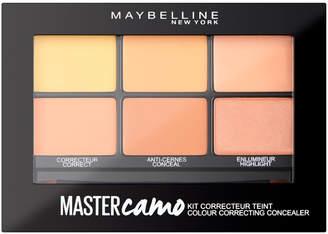 Maybelline Master Camo Colour Correcting Concealer Kit 6g - Medium