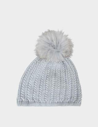 Inverni Loose cashmere beanie